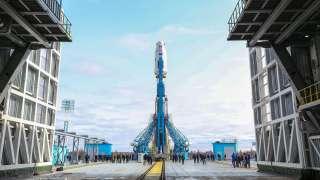 Роскосмос опубликовал видеозапись первого пуска с космодрома Восточный