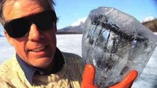 Метеорит из озера Тагиш