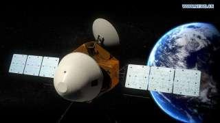 КНР показала миру свой первый марсоход