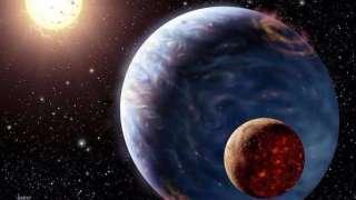 Очередная пригодная для жизни планета найдена британскими учеными