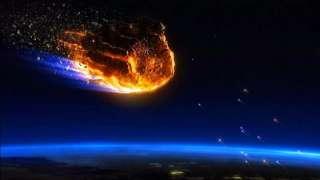 В эти выходные на Землю может упасть опасный метеорит