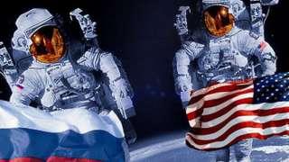 Россия и США дружат хотя бы в космосе