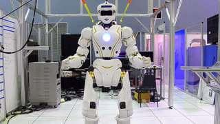 Российский робот отправится в космос