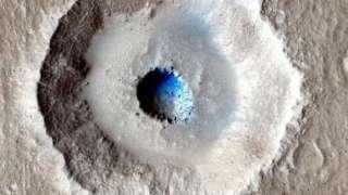 Воронки жизни на Марсе