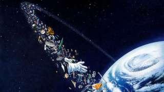 Российские ученые запатентовали способ уборки космического мусора