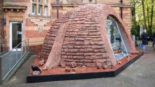Первый дом на Марсе