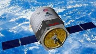Ученые NASA подожгли Cygnus