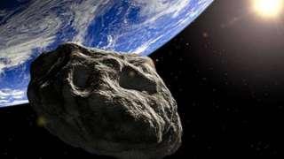 Земле грозит столкновение с очередным астероидом