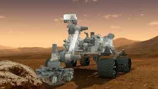 Марсоход нашел новые доказательства жизни на Марсе
