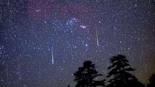 Начало предстоящего года порадует любителей астрономии потоком Квадрантиды