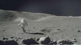 Раскрыта загадка лунной пыли