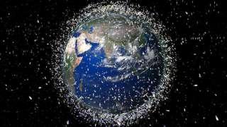 """Проект """"Ликвидатор"""" очистит орбиту от космического мусора"""