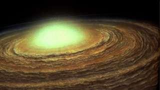 Солнечная система зародилась благодаря вспышке сверхновой звезды