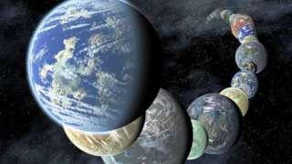 В ближайшем будущем мы сможем искать следы жизни на экзопланетах