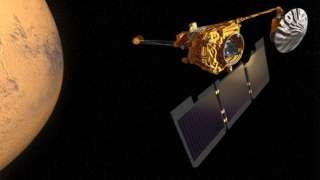 Устранение неполадок на аппарате NASA «Марс Одиссей»