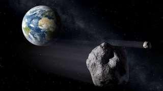 Опасный астероид едва не столкнулся с Землей в Рождество