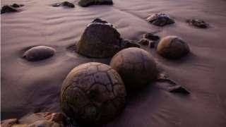 Мраморные шарики на Марсе