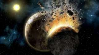 Новая теория зарождения Луны