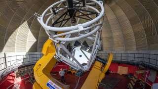 Бурятский телескоп за сутки обнаружил 40 новых астероидов