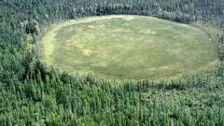 Миф о Тунгусском метеорите