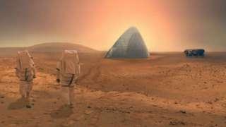 Нахождение на Гавайях станет прототипом колонизации Марса
