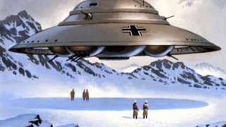 Новая находка НЛО в Антарктиде