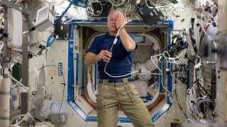Ученые придумали как помочь космонавтам сохранить зрение
