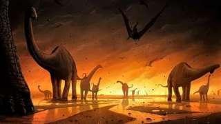 Немецким ученым удалось доказать истинные причины вымирания динозавров