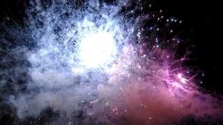 Видеоролик, имитирующий взрыв сверхновой звезды