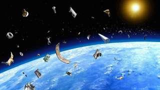 Проблемы космического мусора