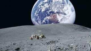 Луна станет площадкой по добыче и переработке полезных ископаемых