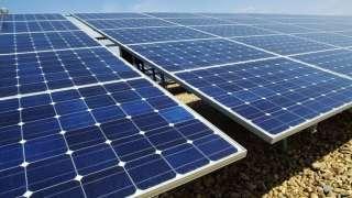 В ОАЭ началось строительство самой крупной солнечной электростанции