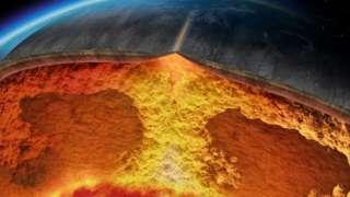 Геофизики предполагают, что водные ресурсы на Земле появились благодаря химическим процессам в мантии планеты