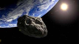 Незамеченный астероид пролетел мимо нашей планеты на расстоянии 65 000 км от поверхности