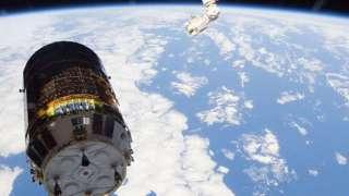"""Японский """"Конотори-6"""" потерпел неудачу в ходе эксперимента по уборке космического мусора"""