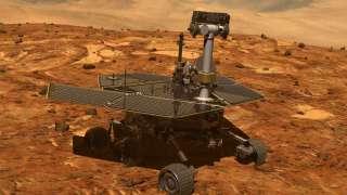 Пошел четырнадцатый год жизни Opportunity на Марсе