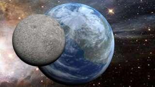 Луна упадет на Землю