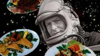 Что астронавты едят по праздникам