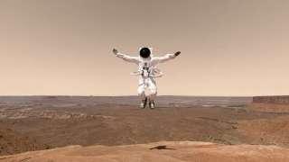 Кусочек Марса на Земле
