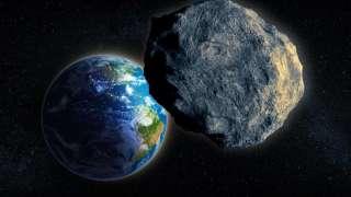 Великобритания ждет падения астероида в ближайшие дни