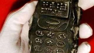 Ученые нашли глиняный аналог мобильного телефона, возраст которого более 8 веков