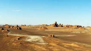 В иранской пустыне найдено 13 кг инопланетного материала, которому более 4,5 млрд лет