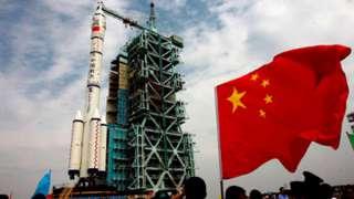 """Китай строит новую ракету-носитель """"Чанчжэн-8"""""""