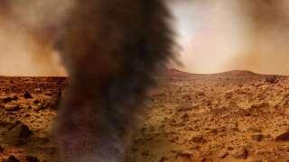 Ученые озадачены беспричинным перемещением объектов на Марсе