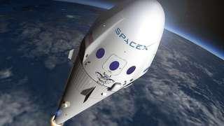 SpaceX  запланировала туристический полет вокруг Луны на 2017 год
