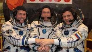 """NASA намерены приобрести места на """"Союзе"""" для своих астронавтов"""