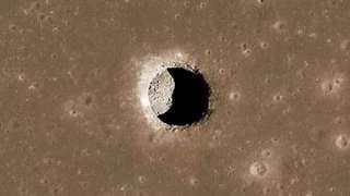 На Луне нашли скрытые кратеры