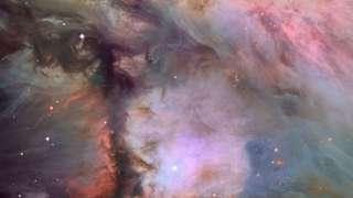 NASA показало фото самой красивой туманности