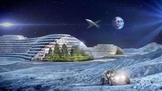 Война за Луну - перспектива  недалекого будущего