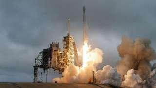 Ракетоноситель Falcon9 выведен на орбиту